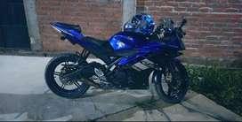 Yamaha R15 V2 septiembre 2018 99