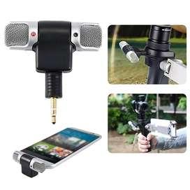 Vendo Profesional DUAL estéreo Mini Digital de micrófono externo