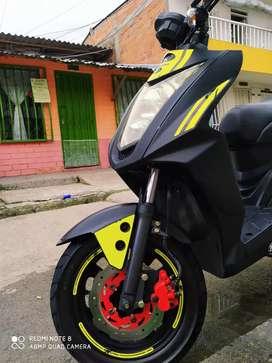 Vendo moto agility Xtreme edición ilimitada