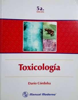 Toxicología - Córdoba, Darío - Editorial Manual Moderno