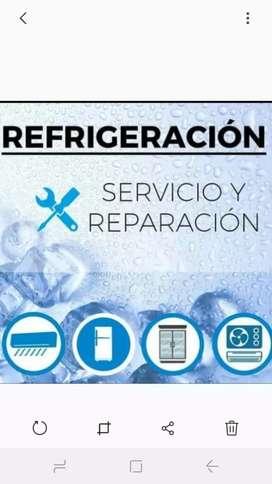 César Servicio Técnico en Refrigeración