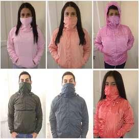 Venta de chaquetas para protección