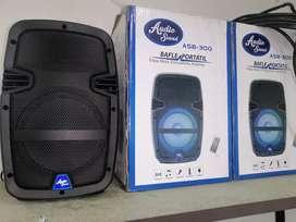 Vendo cabina de sonido nueva marca audio sound