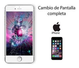 Pantalla Completa Iphone 6  Repuesto Heredia