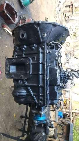 Caja Chevrolet FVR
