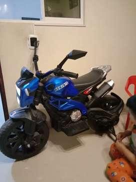 Moto para niño de 4 años eléctrica