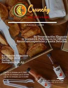 Empanadas Cruchy