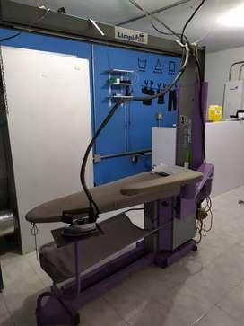 Plancha industrial Covemat 100% funcional