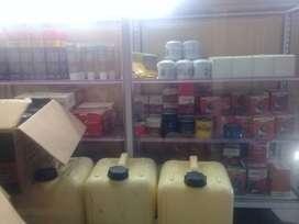 Se vende lubricadora completa lista para trabajar