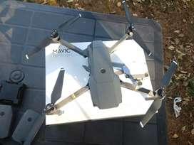 Drone Mavic pero impecable