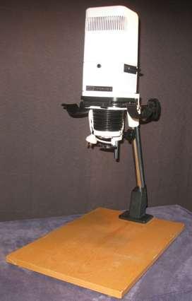 Ampliadora B y N hasta 6x6 cm. y bobinador pelicula