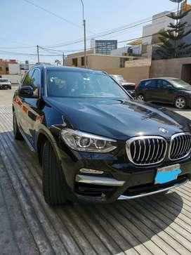 Camioneta BMW x3 30i versión Luxury Line, como nueva!
