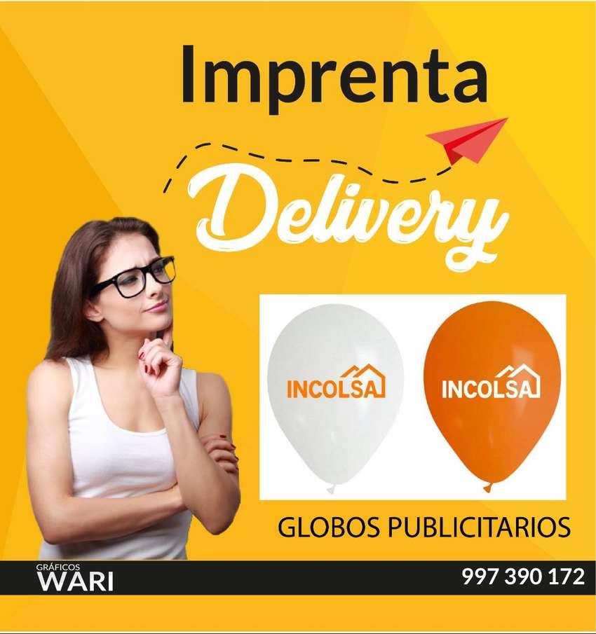 IMPRENTA delivery - lima 0