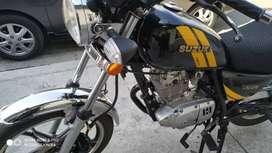 Moto susuki GN125