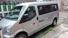 Dfsk c37.  Minibus 11