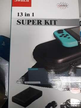 Super Kit para Nintendo Swicth