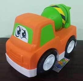 Camión hormigón
