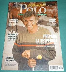 REVISTA EL GRAFICO EXTRA 246 POLO MILO FERNANDEZ ARAUJO MAYO 2006