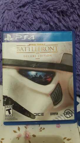Battlefront deluxe edition