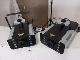 Alquiler cámara de humo inalámbricas