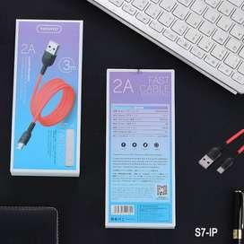 cable  lightning de 3m para iphone ,ipod,mp3,mp4  tranyoo