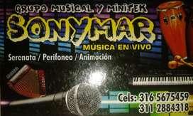GRUPO MUSICAL SONYMAR
