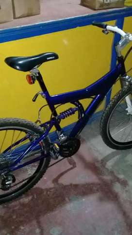 VENDOOO!! Bicicleta Mountain Bike como nueva 90000