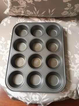 Molde para cupcakes y muffins