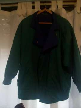 Vendo campera talle xl