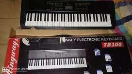 Órgano tb 100 electrónico keyboard Ringuey