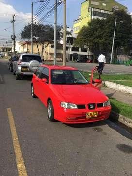 Se Vende Carro Seat Ibiza Modelo 2000