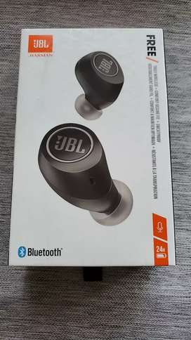 Jbl Free In Ear Bluetooth Wireless Audif