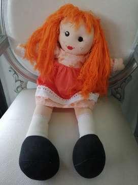 Muñeca de trapo (anabel original)