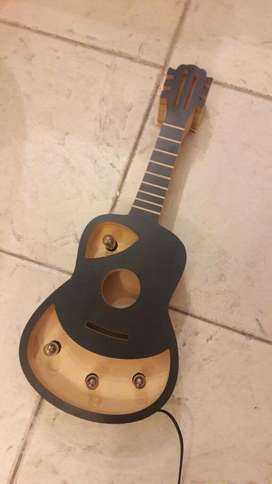 Lampara Pared Guitarra