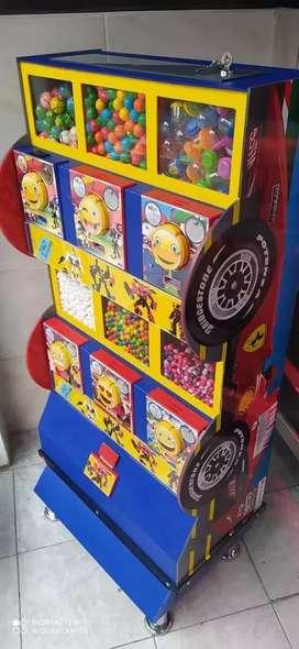 Dispensadores de dulces
