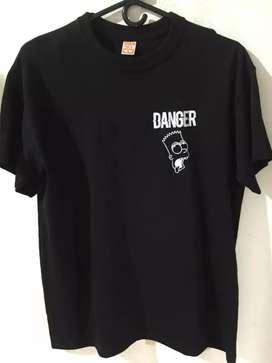 Camisas danger