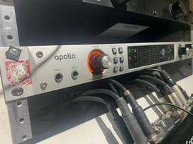 INTERFACE DE AUDIO (APOLLO 8)