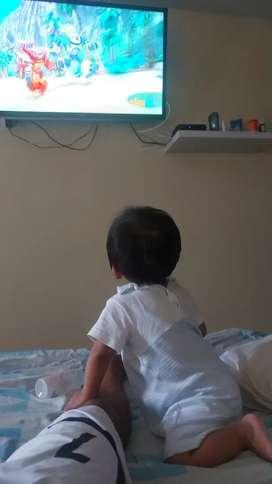Persona para atención a bebe de 1 año