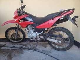 Moto Honda XRL 125