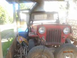 Se vende para restauracion jeep wilis NEGOCIABLE