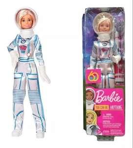 Barbie Astronauta 30 cm Mattel