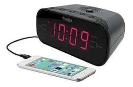 Radio reloj despertador Timex