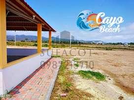 Solares en la Playa, Todos los Servicios Basicos, Terreno de 200m2 a 6.000m2, 5% de Descuento, Solo venta de Contado,SD1