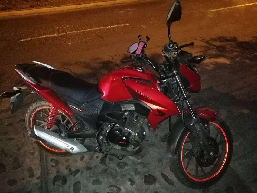 Honda CB125F 0