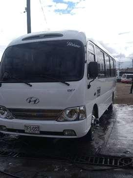Hyundai County modelo 2013