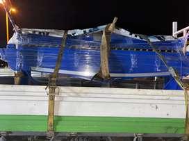 Dobladora de tol de 2.45 mtr cap de 2 m.m con transporte y garantia típo niagra