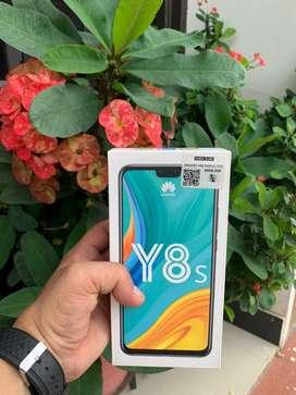 Huawei Y8 s nuevo