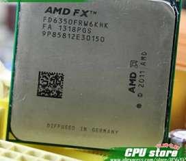 VENDO FX 6350 Y DOS MODULOS DE RAM 4GB DDR3 A 1333MHZ