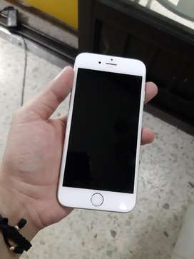iPhone 6 64gb Silver Full