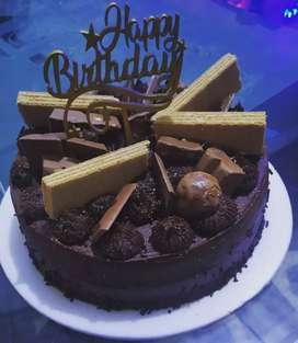 Tortas, cupcakes y repostería en general